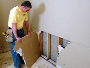finished-basement-wall-repair-02lg