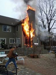 Chimney Fires Spradling Home Inspections